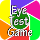Eye Test Game - Test Your Eye Power Simple Puzzle by JM All Apps