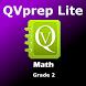 Free QVprep Lite Math Grade 2