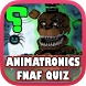 Animatronics Trivia Quiz by fnafwlp