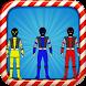 Super Power Adventure Rangers by BINGGO ENTERTAINMENT