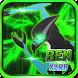 Alien Ben hero Transform xlr8 Force by Gameadventurex