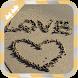اكتب اسم حبيبك على الرمل by luxano mobile