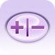 CoolCalc-GelViolet/CarbonFiber by GlobalX - Android