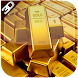 3D Golden Bricks LiveWallpaper by Next Live Wallpapers