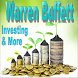 Warren Buffett Investing &More by AnDev Studio
