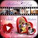 Valentine Day Video Maker : Valentine Slideshow by Exotic Photo Apps