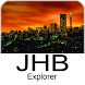 City Explorer - Johannesburg by Stephan Theron