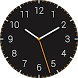Dark Analog Free Watch Face by i3wear developers, S.L.