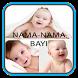 Nama-nama Bayi Yang Indah by Barokahkita