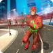 Grand Super Hero Modern Light Power City Rescue by Super Heroes Game Studios
