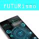 Futurismo Zooper Widget Skin