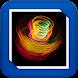 Color Tornado GIF Live Wallpaper