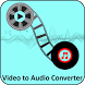 Video to Audio Converter / Video to MP3 Converter by Stylish Photo Maker