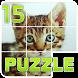 Пазлы коты,кошки (пятнашки) by Kyzia.developer