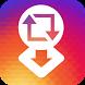 Instant Repost For Instagram + Video Downloader by PT Image Video Downloader 2018