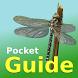 Pocket Guide UK Dragonflies by Senet Mobile UK