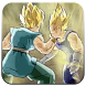 Saiyan Ultimate Xenover Battle by Kuz Sis Labs