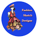 Fashion Sketch Design Ideas by Brook Op
