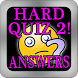 Hardest Quiz Ever 2 Answers! by Buzido