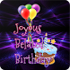 Joyous Belated Birthday by Clouds Studio