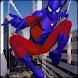 Spider Rope Hero VS Super Heroes : Superhero Games
