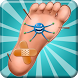 foot doctor game for kids by Simone Korle