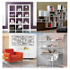 Modern Storage Shelves by bintangapp