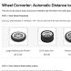 FLL Wheel Converter by Droids Robotics