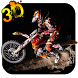 Motocross Hill Climber by Superjam