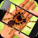 Spider on Hand Terrible joke by GoodStoryApps