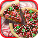 Christmas Candy Pizza Maker