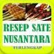 RESEP SATE NUSANTARA LENGKAP by DyoDev