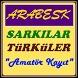 Arabesk Şarkılar Türküler by MTT