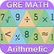 GRE Math Arithmetic Review LE by Webrich Software