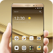 Gold Theme for Huawei Mate 8 by Mr. Spring