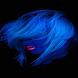 Blue Hair Girl LWP by Daksh Apps