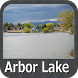 Arbor Lake - IOWA GPS Map by FLYTOMAP
