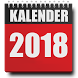 Kalender Indonesia 2018 by GH-J Studio