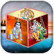 3D Cube Krishna Live Wallpaper by Latest New AppZone