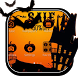 Halloween Theme launcher Graffiti