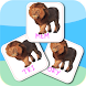 Tri Memory cards game by Iria Entertainment