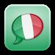 SpeakEasy Italian ~ Phrasebook by Pocketglow