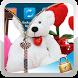 Teddy Bear Zipper Screen Lock by FrozenShapes
