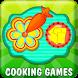 Sweet Flower Cookies Cooking by MWE Games