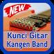 Kunci Gitar Kangen Band by AMID Corp
