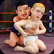 Kids Wrestling: Smack the super junior wrestlers