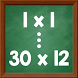 multiplication tables pro by Mindwave