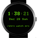 Retro Watch Pro by Virtual GS