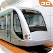 Driving Metro Train Sim 3D by Zing Mine Games Production