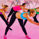 Aerobics weight loss workouts by Fitness dance, weight loss, fun training apps.